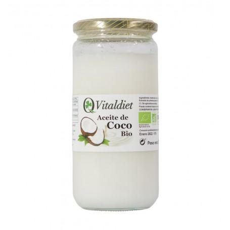 Aceite de coco bio 550ml