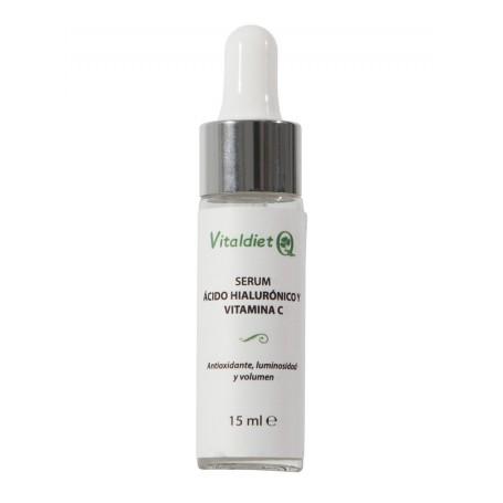 Sérum de ácido hialurónico con vitamina C 15ml