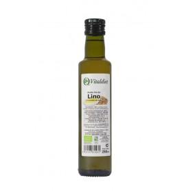 Aceite de lino bio 250 ml